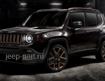 Jeep Renegade 2014-2016