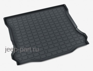 Коврик багажника Jeep Wrangler Unlimited 4D 2007-2014