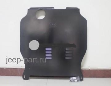Защита картера Jeep Compass 2011-2015
