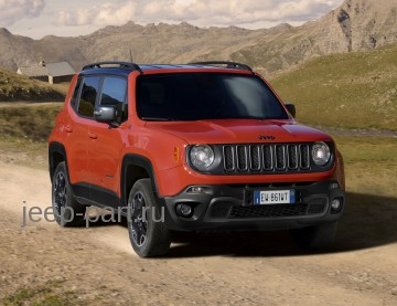 Jeep Renegade 2014-2017