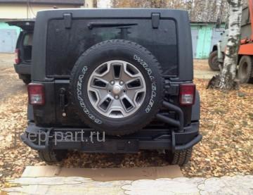 Бампер задний без калитки AEV Jeep Wrangler JK 2-4D по хорошей цене