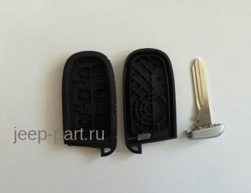 Ключ и корпус брелка для JEEP DODGE CHRYSLER