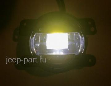 Противотуманные фары 2 шт. LED DRL