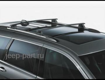 Поперечины на крышу (багажник)  Jeep Grand Cherokee 2010-2015