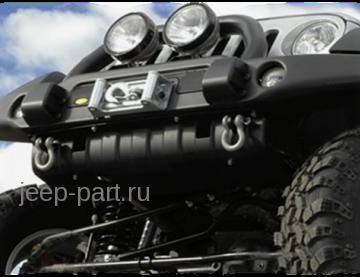 Защита радиатора и рулевых тяг Jeep Wrangler JK AEV 2-4D