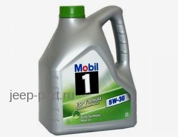 Масло Mobil 1 ESP Formula 5W30 синтетика 4 литра
