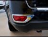 Накладки на задние противотуманные фонари хром Jeep Grand Cherokee 2013-2015