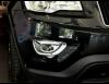 Накладки на противотуманные фары передние хром  Jeep Grand Cherokee 2013-2015
