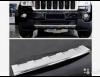 Накладка на передний бампер хром  Jeep Grand Cherokee 2010-2012
