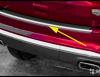 Накладка на задний бампер хром Jeep Grand Cherokee 2010-2015