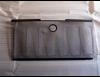 Защитная сетка радиатора с отверстием для замка капота (черная) Jeep Wrangler JK