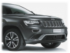 Решетка радиатора хром SUMMIT Jeep Grand Cherokee 2013-2015