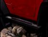 Пороги трубы черные  Jeep Wrangler  JK  2D