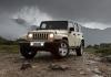 Новые версии популярных моделей внедорожников Jeep