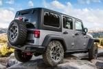 Новая версия гибридного  джипа Jeep Wrangler поступит в продажу в ближайшее время