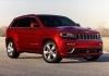 Версия внедорожника  Jeep Grand Cherokee  стала самой мощной
