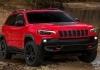 Различные комплектации новой версии кроссовера Jeep Cherokee