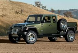 Внедорожники Jeep готовы к ежегодному автомобильному сафари