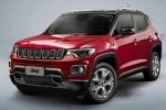 Джип Jeep Compass выйдет в обновленной версии