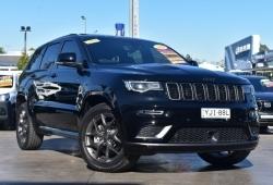 Начались продажи нового внедорожника Jeep Grand Cherokee в России