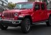 В новом году ждем джип Jeep  Gladiator