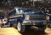Новая версия внедорожника Jeep Grand Vagoneer  появится следующим летом