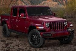 Концерн Jeep планирует выпуск новой версии Jeep Wrangler Mojave