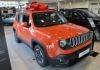 Встречайте летний оранжевый джип Jeep  Renegade!