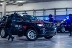 Компания Jeep объявила о выходе тысячного бронированного джипа Jeep Grand Cherokee