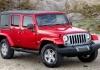 Старт новой версии популярного внедорожника Jeep Wrangler