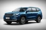 Семиместный внедорожник Jeep Commander  –  новинка лета 2021!