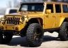 Обновленная версия автомобиля  Jeep