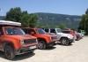 Ппраздник Camp Jeep во Франции