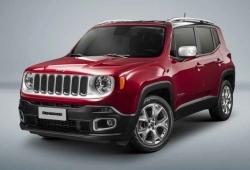На автомобильный рынок выйдет новая версия джипа Jeep Renegade