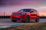 В США выпустили новую версию внедорожника Jeep Grand Cherokee Trackhawk