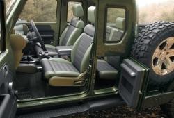 Новости о продажах внедорожника Jeep Gladiator в России