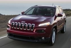 В продажу поступил внедорожник Jeep Cherokee с новой комплектацией