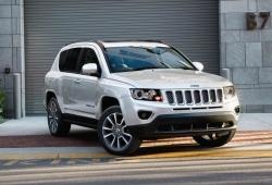 Внедорожник Jeep Compass получит целый ряд обновлений