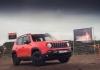 Внедорожник Jeep Renegade в английском варианте