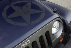 Компания Jeep разработала военную версию внедорожников