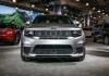 Новая версия внедорожника Jeep Grand Cherokee