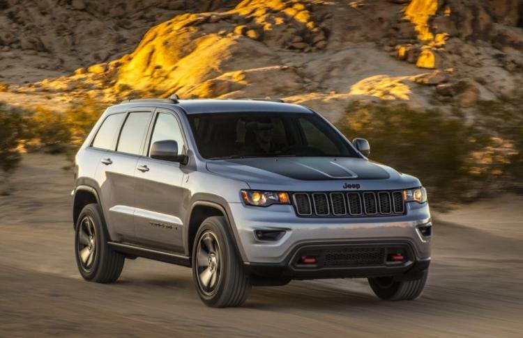 Китай ждет новый джип от знаменитого бренда внедорожников Jeep
