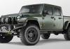 В 2017 году запланирован выход на автомобильный рынок нового пикапа Jeep