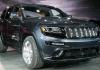 Глава концерна Jeep сообщил новости о новой версии внедорожника Jeep