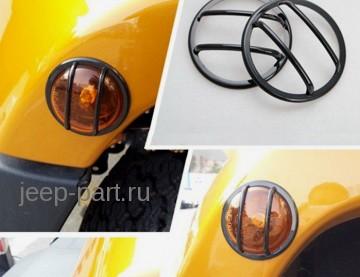 Fender-Поворота-Свет-Чехлы-для-Jeep-Wrangler-JK-Черный-Хром-ABS-Рулевое-Лампа-Охранники-Хромированный-Стиль.jpg