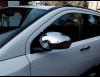 Накладки на зеркала хромированные для Jeep Compass 2011+
