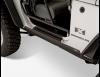 Накладки на пороги bushwacker Jeep Wrangler JK 2D