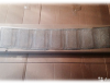 Защитная сетка в решетку радиатора хром  Jeep Grand Cherokee 2010-2012