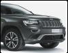 Решетка радиатора хром SUMMIT Jeep Grand Cherokee 2013-2015