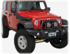 Бампер передний под лебедку AEV Jeep Wrangler JK 2-4D